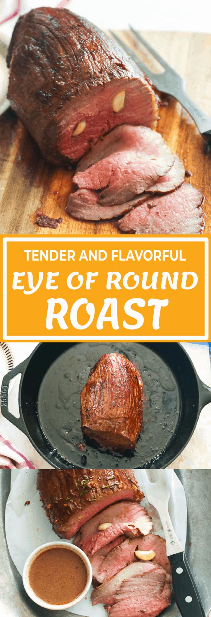 Eye of Round Roast