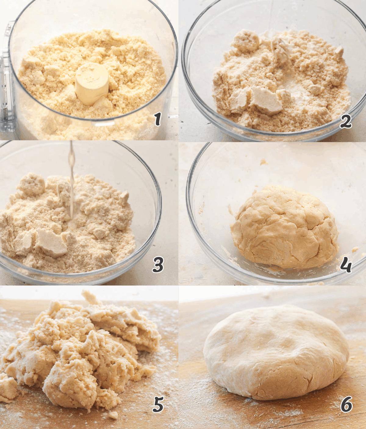 Dessert Crust