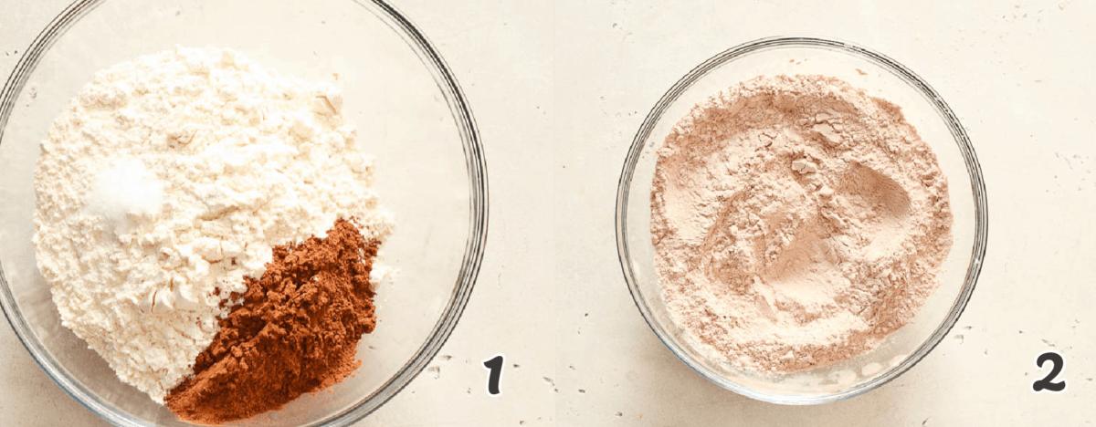 cocoa powder mic