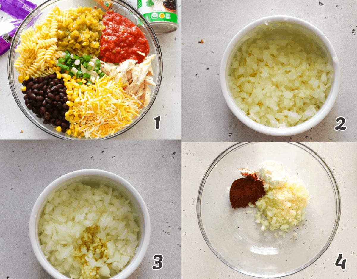 Making Casserole