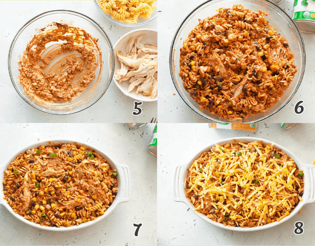 How to make casseroles