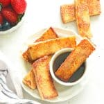 Dipped French Toast Stick