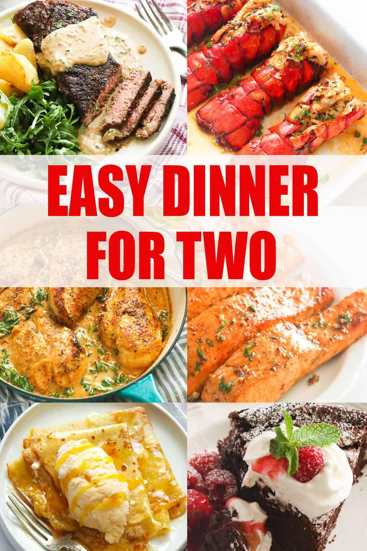 Easy Dinner for Two