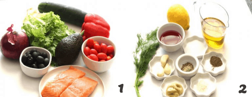 Salmon Salad Dressing