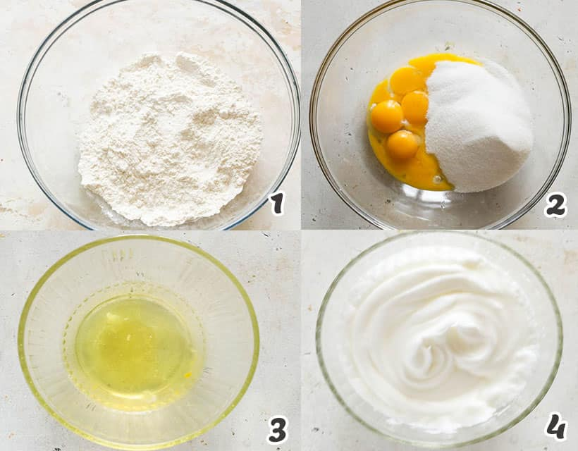 How to make Cuatro Leches Cake