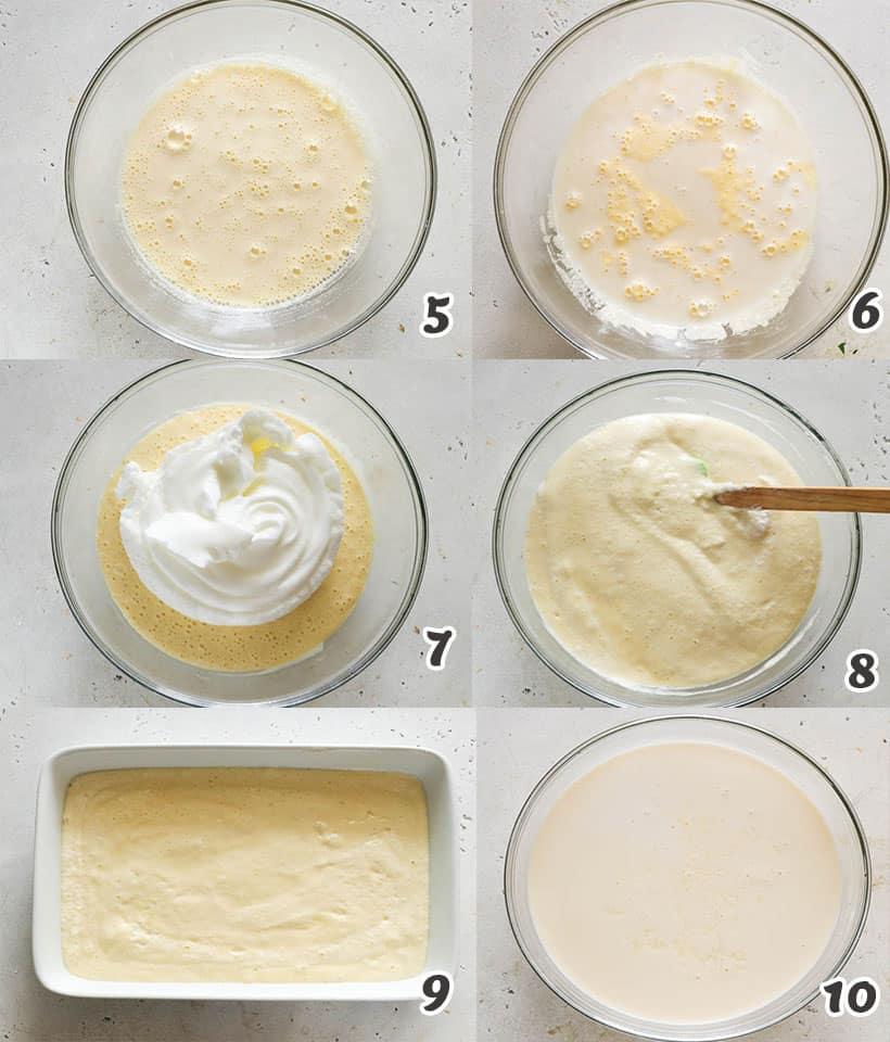 how to make Quatro Leches Cake