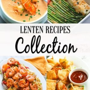 Lenten Recipes Collection