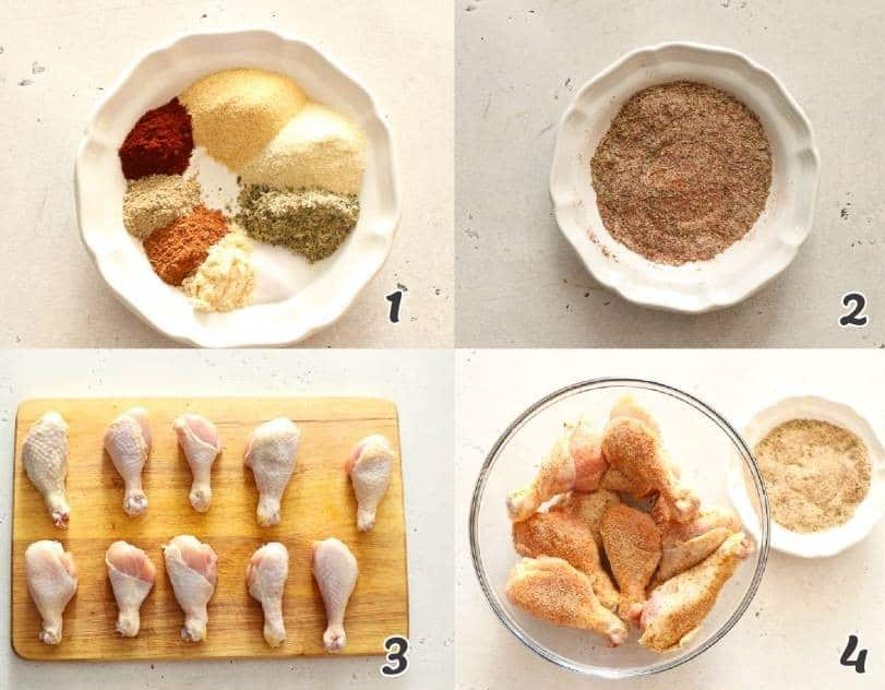 How to Make Smoked Chicken Legs