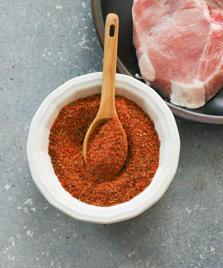 Pork Chop Seasoning
