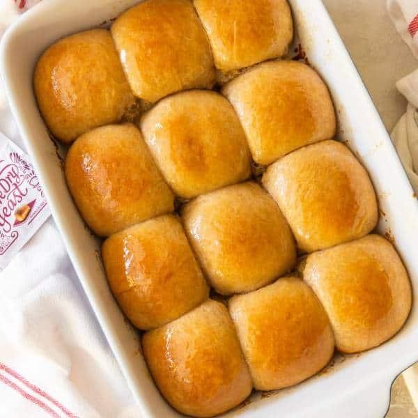 Honey Wheat Roll