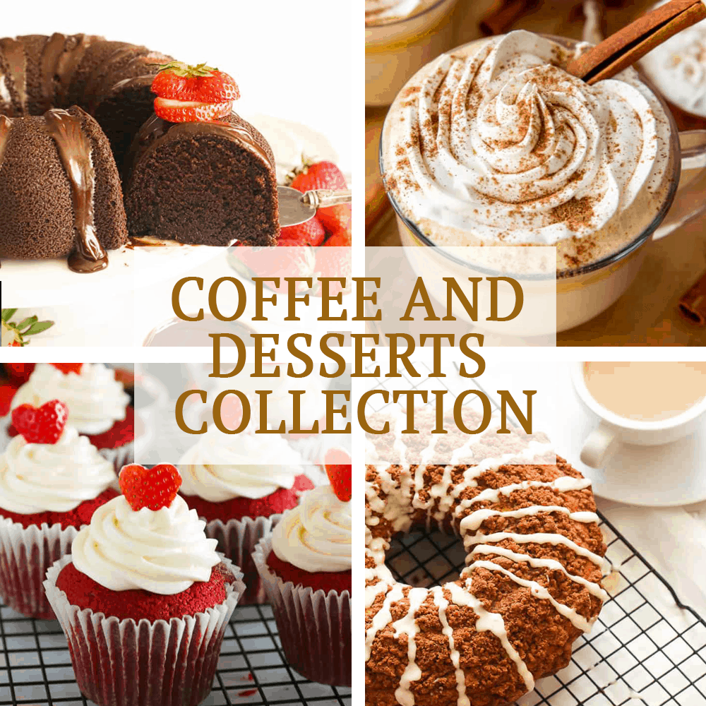 Coffee and Desserts Collection