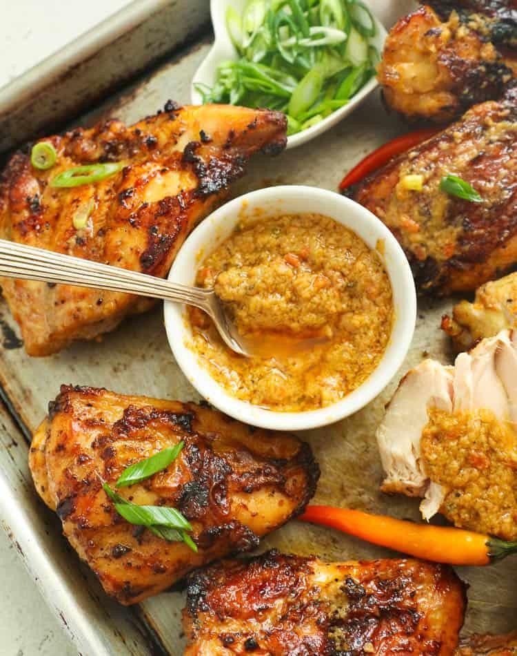 Nandos peri peri chicken recipe copycat