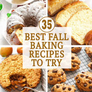 Best Fall Baking Recipes to Try