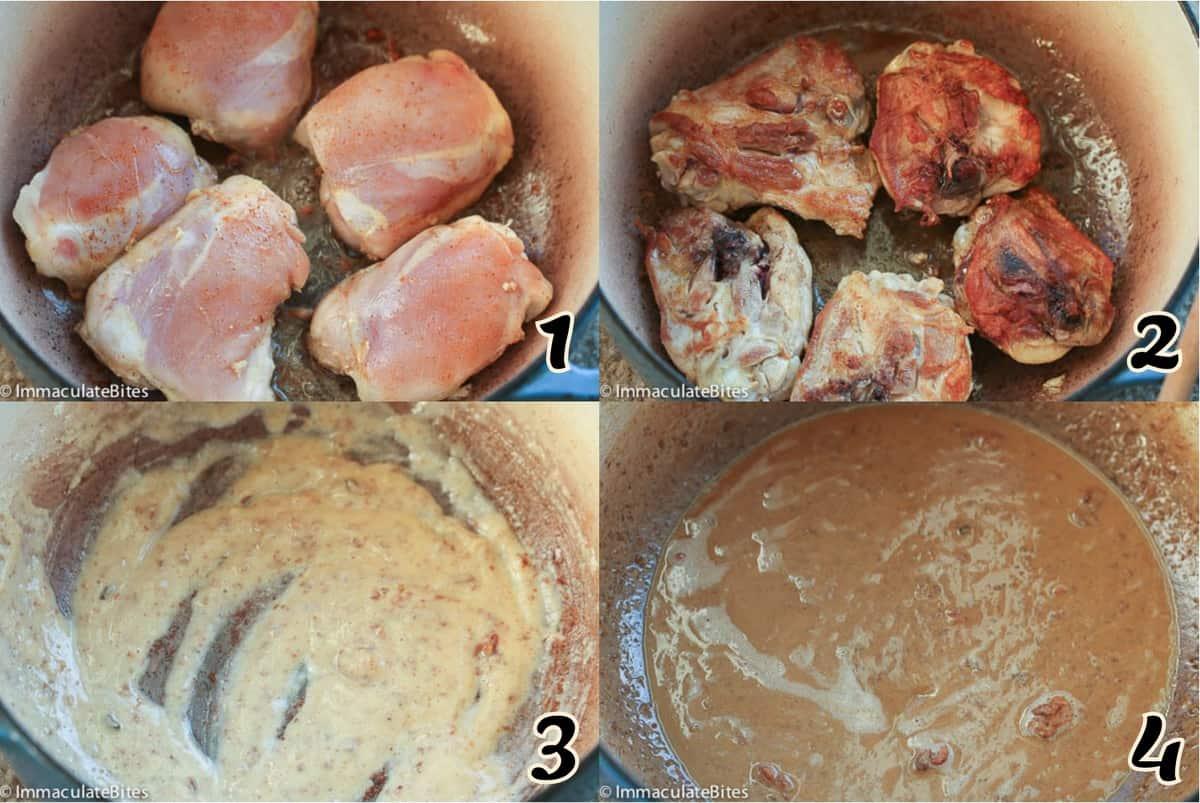Chicken, Shrimp, and Okra Gumbo 1-4