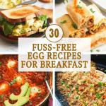 Egg Recipes for Breakfast