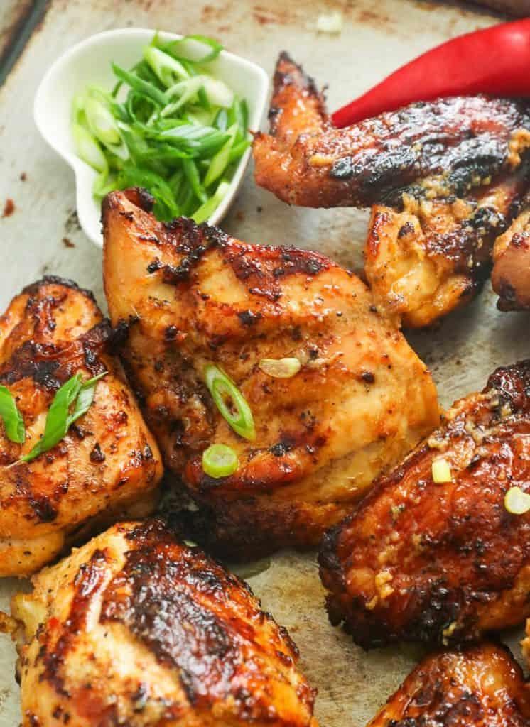 Grilled Peri Peri Chicken