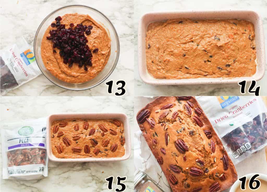 Sweet Potato Bread 13-16