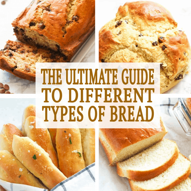 Guide to Different Types of Bread