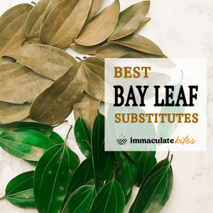 Best Bay Leaf Substitutes