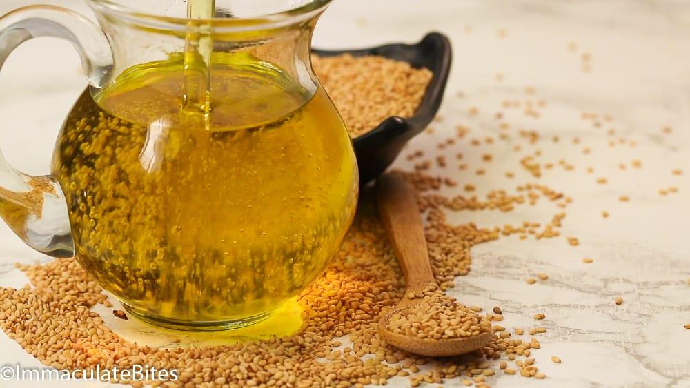 Sesame Oil Substitutes