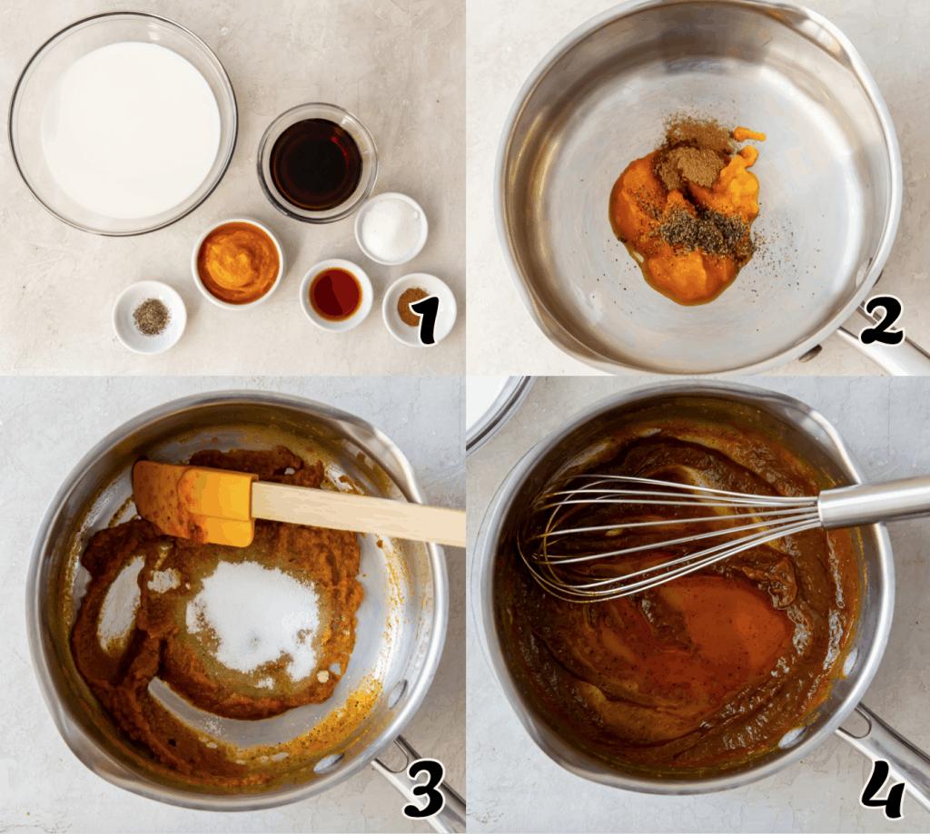 How to Make Pumpkin Spice Latte.1