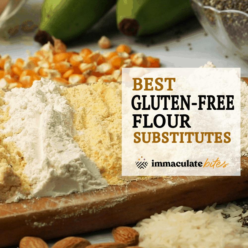 Best Gluten Free Flour Substitutes