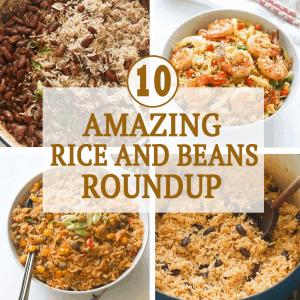 Amazing Rice and Beans Recipe