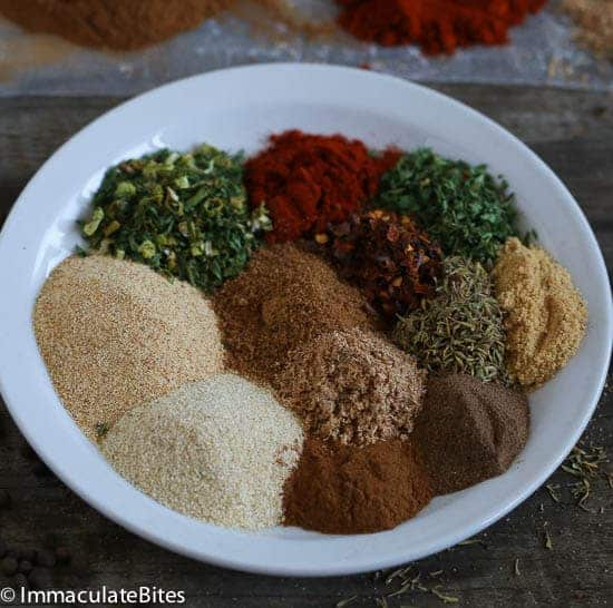 Jamaican Spices
