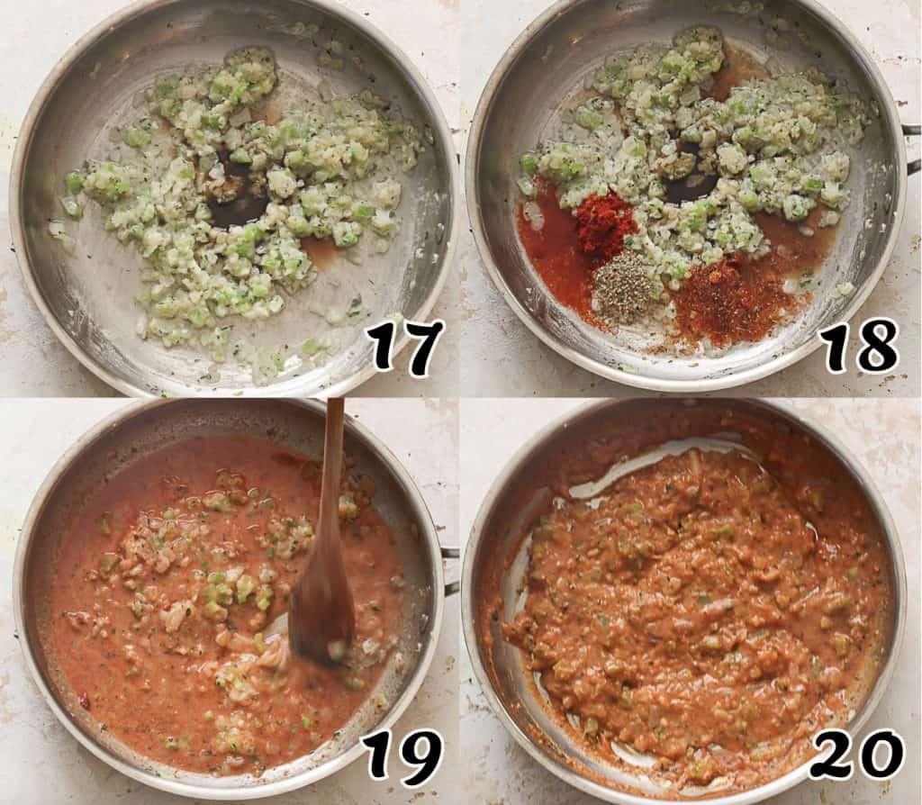 Shrimp Bisque 17-20