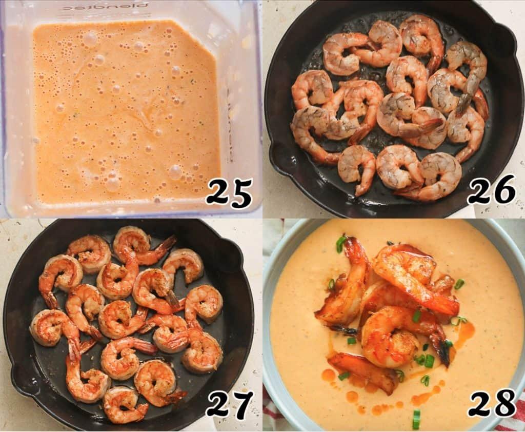 Shrimp Bisque 25-28