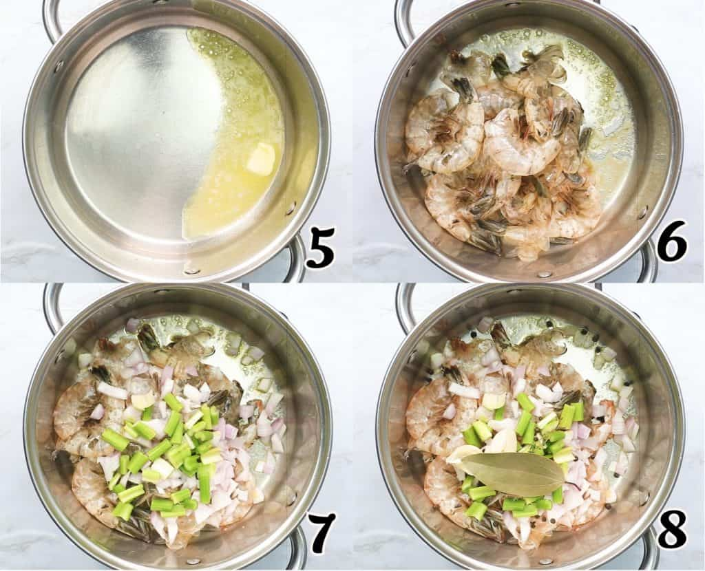 Shrimp Bisque 5-8