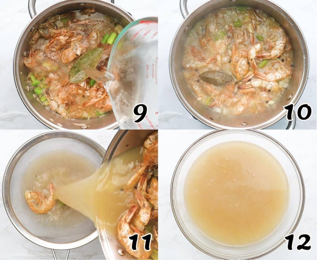 Shrimp Bisque 9-12